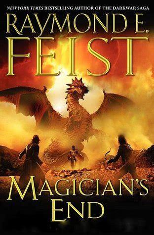 Magician S End 1 magician s end the chaoswar saga 3 by raymond e feist