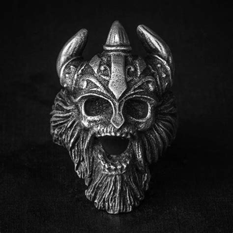 Ring Fourspeed warcry skull ring by fourspeedindonesia on deviantart