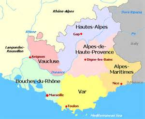 Map Of Provence France by La Provence France Map Related Keywords Amp Suggestions La