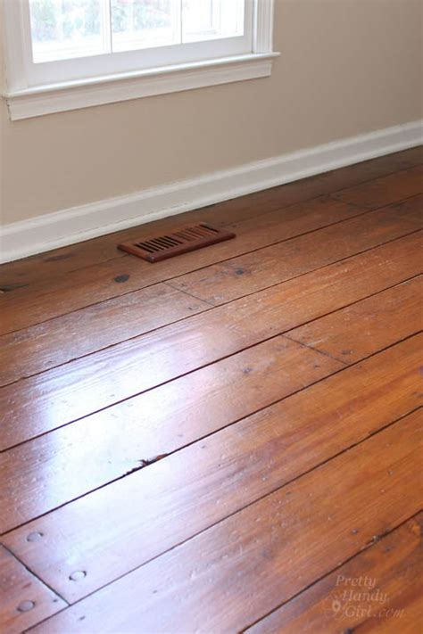 How To Refinish Wood Floors by How To Refinish Wood Floors Without Sanding Pretty Handy