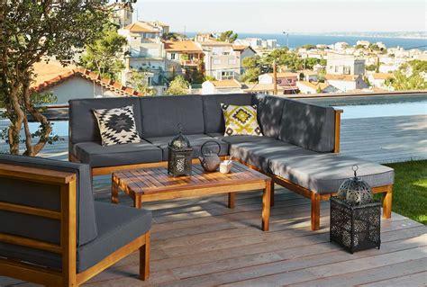 solde mobilier de jardin salon de jardin en solde carrefour qaland