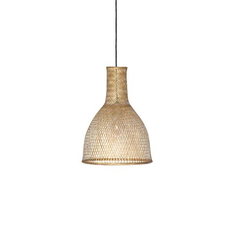 Bamboo Pendant Lighting Bamboo M3 Pendant Global Lighting