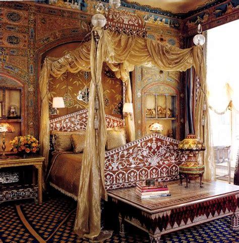 Turkish Interior Design ann getty s turkish bedroom interiors by color