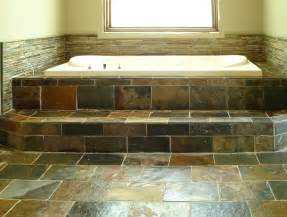 shower tile slate bath floor tub surround moroccan tiles bathroom patterned