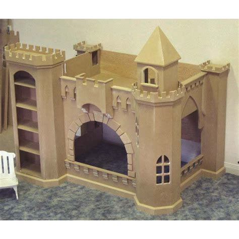 Castle Bunk Bed Plans Bed Plans Diy Blueprints Castle Bunk Bed