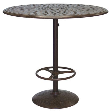 Patio Pedestal Patio Table Pedestal 28 Images Grosfillex 55631837