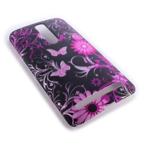 Butterfly Cell Phone Designed By A 15 Year by Phone For Asus Zenfone 2 Pink Butterfly Design