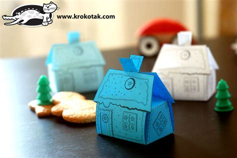 Small Gifts For The Home Krokotak A House Box For Small And Gifts