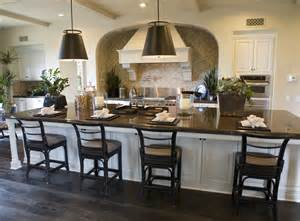 kitchen island with bar seating 77 custom kitchen island ideas beautiful designs