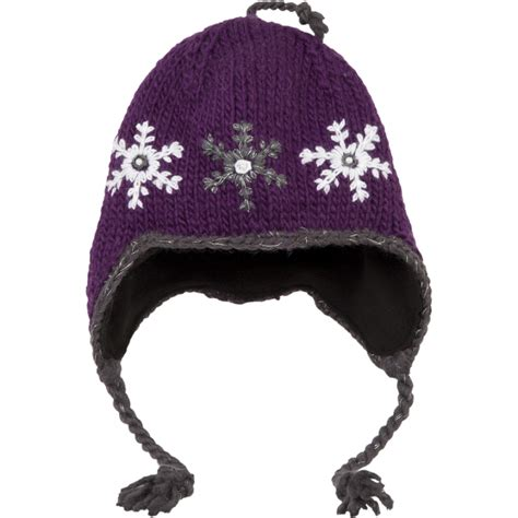 screamer womens pearl snow hat cotswold outdoor