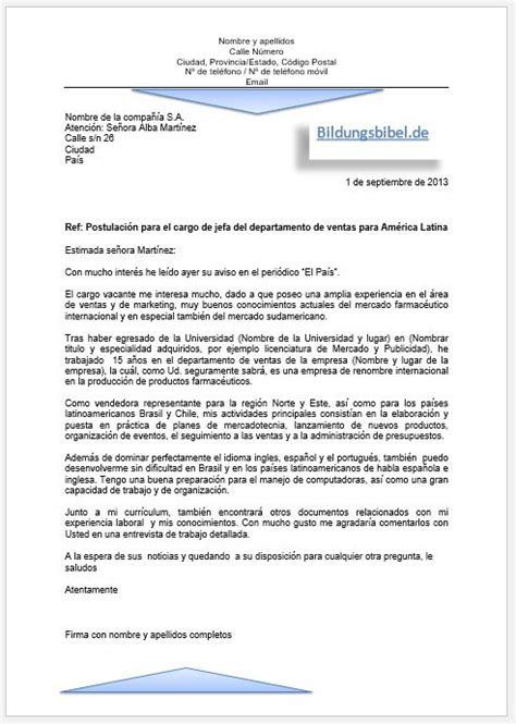 Initiativbewerbung Anschreiben Filialleiter gratis bewerbung spanisch anschreiben lebenslauf vorlage muster beispiele kostenlos