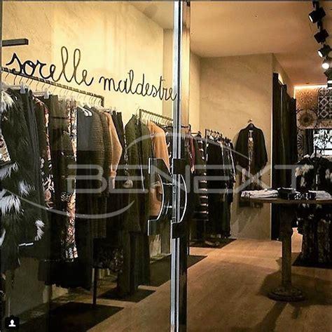 negozi di illuminazione illuminazione negozi abbigliamento