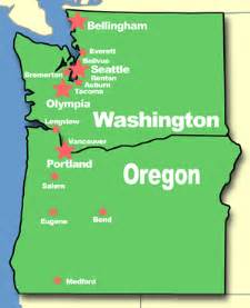 Oregon Washington Map by Don T Make Oregon S Mistake And Legalise Assisted