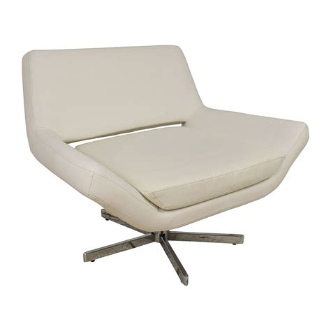 White Leather Accent Chair 85 Faux White Leather Accent Chair Chairs