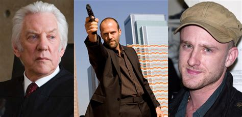 film jason statham donald sutherland the mechanic adds two more cogs geektyrant