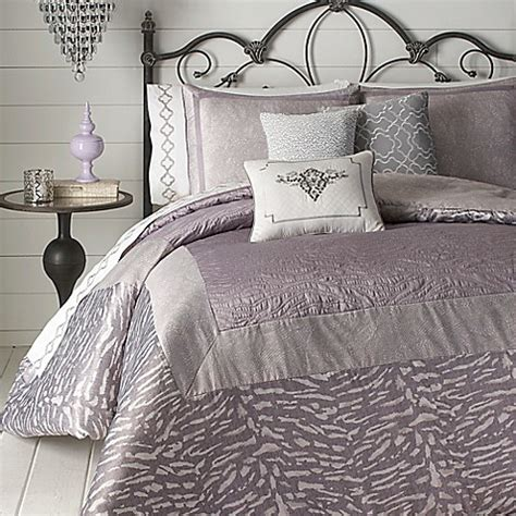 jessica simpson bedding jessica simpson bianca luxe comforter set bed bath beyond