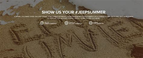Sweepstakes Today Reviews - enter the jeep summer moments sweepstakes today the news wheel