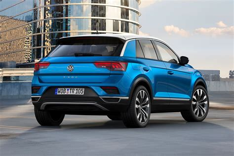 volkswagen vw vw t roc revealed photos specs prices car magazine