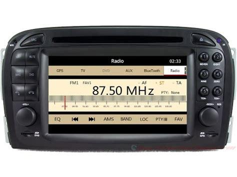 2004 mercedes sl500 with aftermarket radio | doovi