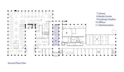 architecture school floor plan gallery of waterloo school of architecture levitt