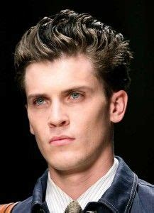 hairstyles for thin wiry curly hair men coiffure homme cheveux en arri 232 re coupes hommes