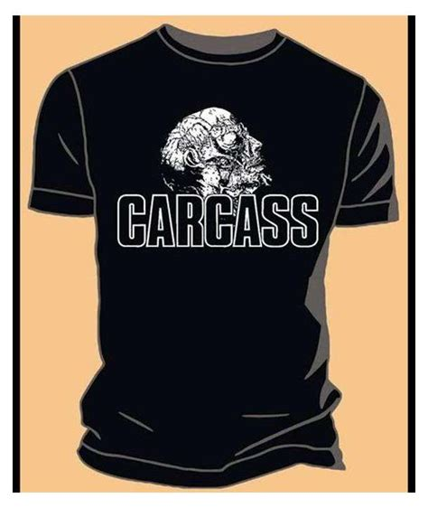 house swan song camiseta carcass swan song house of rock