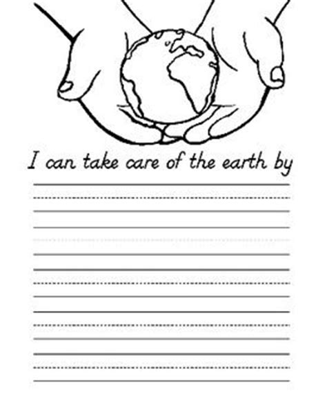 earth day writing paper 23 best images about april earth month on