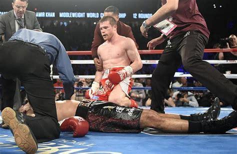 ultima pelea del canelo 2016 canelo lo dice y le pelea en 160 libras golovkin no es