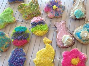 easter cookie decorating ideas time with thea