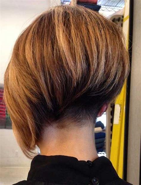 Undercut Bob Hairstyles Back View | undercut bob hairstyles back view undercut short blunt