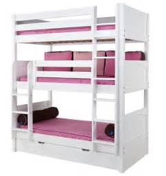 Bunk Bed With 3 Beds Types Of Bunk Beds And Loft Beds Frances Hunt