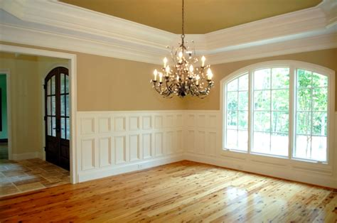 Dining Room Molding Cutandcrown Fast Easy Accurate Its How To Install