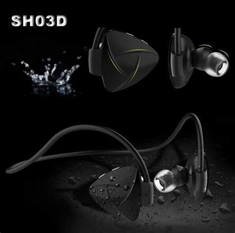 Sh03d Wireless Bluetooth 40 Headset Stereo Nfc Earphone big sale sh03d wireless bluetooth 4 0 stereo headset in ear nfc earphone sports