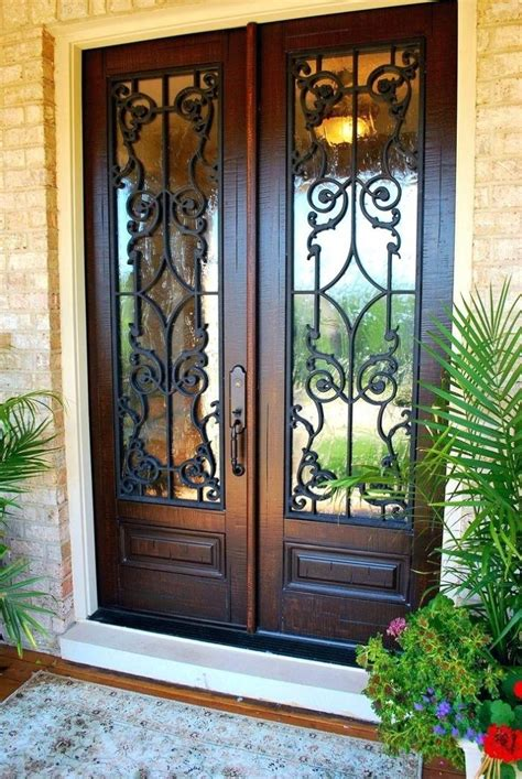 Glazed Exterior Doors Uncommon Wood Exterior Door New Front Door Glazed Doors Wood Exterior For
