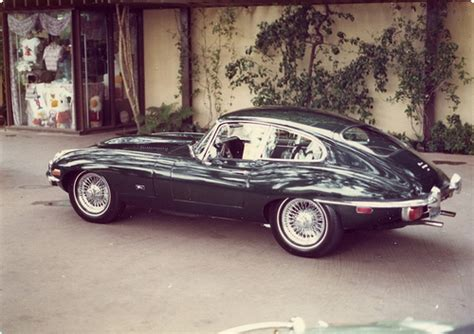jaguar e type history photos on better parts ltd