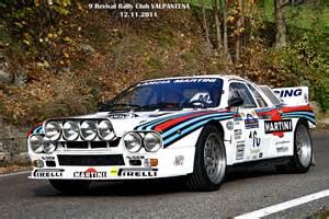 Martini Lancia Lancia Rally 037 Martini Lancia Rally 037 Martini Furlan