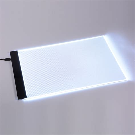 light board for tracing a4 led tracing slim copy board tracer pad drawing light