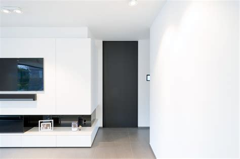 interior doors with frame modern interior doors custom made with a minimalist door
