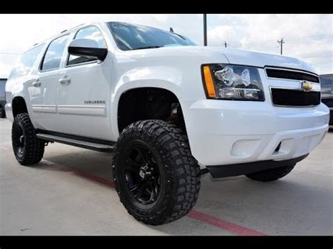 2011 chevrolet suburban ls 1500 4wd lifted suv youtube