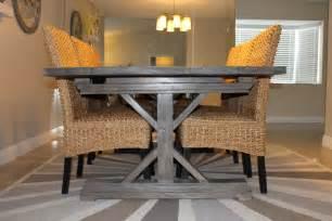 Modern Farmouse Farmhouse Kitchen Table Diy Viewing Gallery