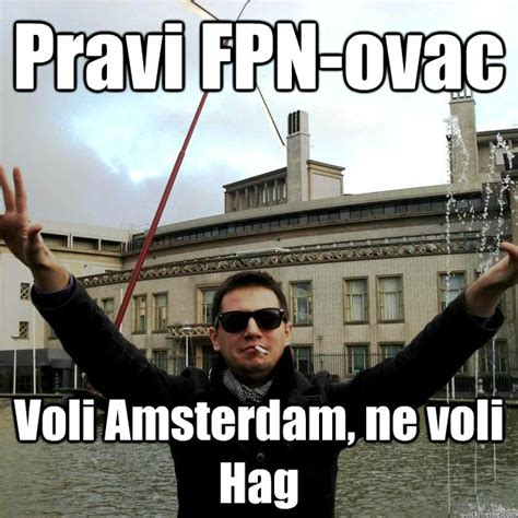 Amsterdam Memes - pravi fpn ovac voli amsterdam ne voli hag pravifpn