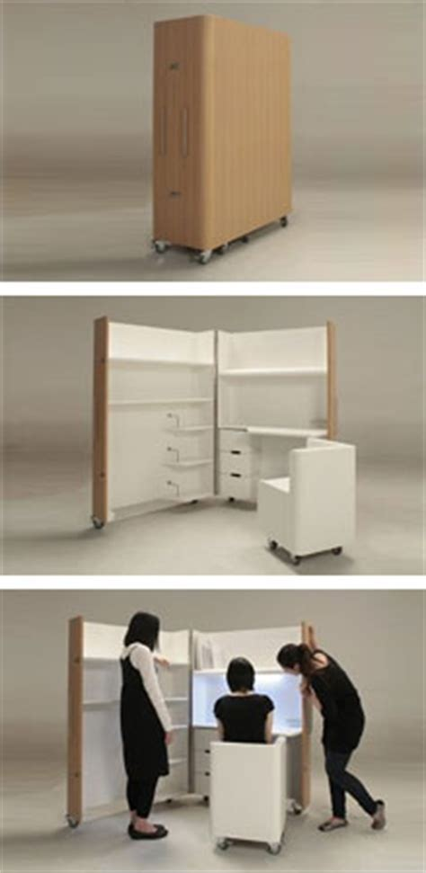 small house folding interior furniture small spaces
