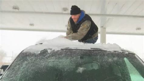 Michigan Sweepstakes Law - michigan law does not require clearing snow off roof of vehicle