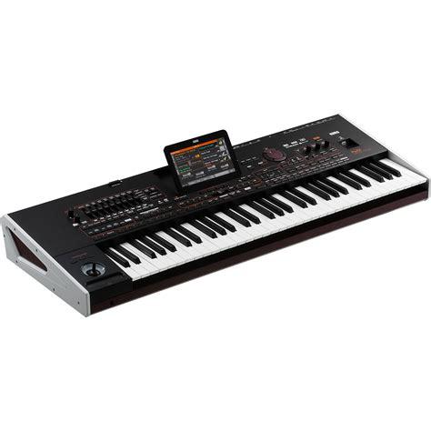 Keyboard Korg Pa4x Korg Pa4x 61 Professional Arranger 61 Key Pa4x61 B H Photo