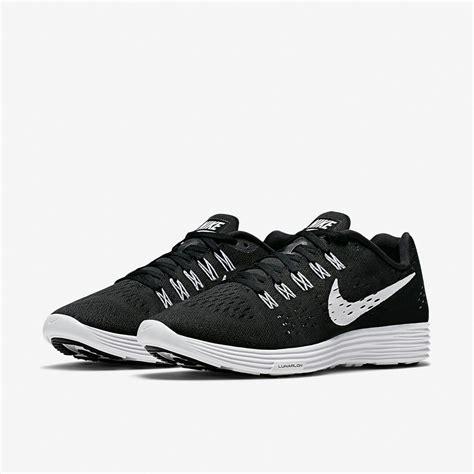 nike lunar mens running shoes nike lunar tempo running shoes sp15 mens black nik12007
