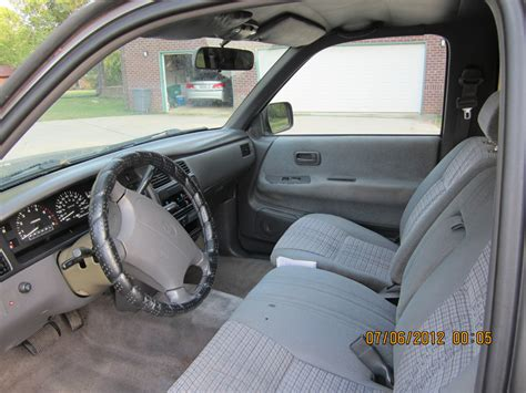 T100 Interior by 1996 Toyota T100 Pictures Cargurus