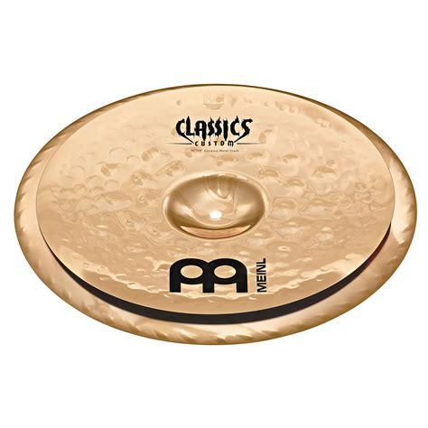 custom cc16 meinl classics custom cc16 18ems b 171 fx cymbals