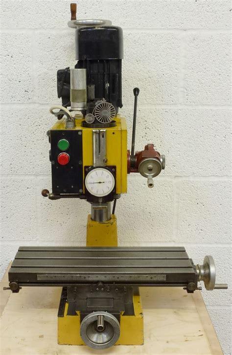 Lathe Tool Cabinet by Hobbymat Bfe 65 Vertical Miller 171 Pennyfarthing Tools Ltd