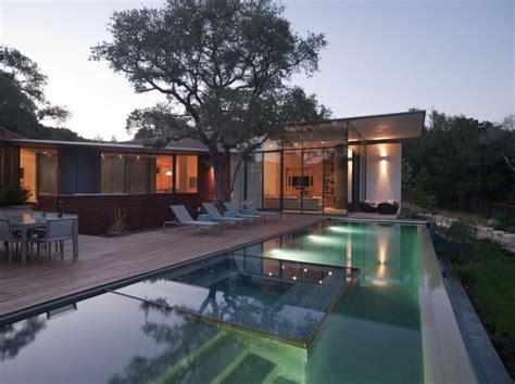 villa design on hill cascading creek villa design by bercy chen studio