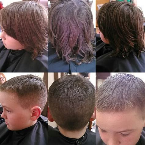 before and after fade haircuts on haircuts and boys on pinterest